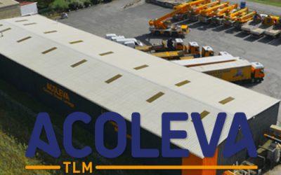 Nouvelle agence Acoleva TLM près de Compiègne