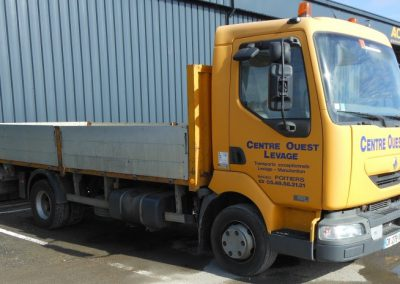 camion utilitaire