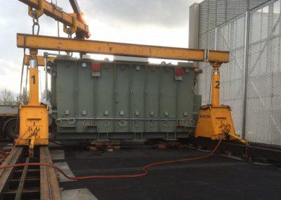 Portique hydraulique 24A/48A