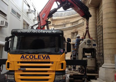 Levage manutention Acoleva