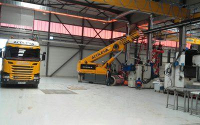 Levage, manutention, transport Brive-la-Gaillarde (19)